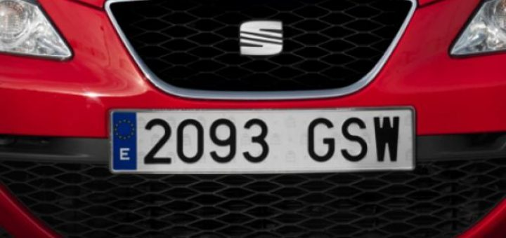 767cec56d0 Replate your vehicle in Spain - Cervantes Alarcon Consulting